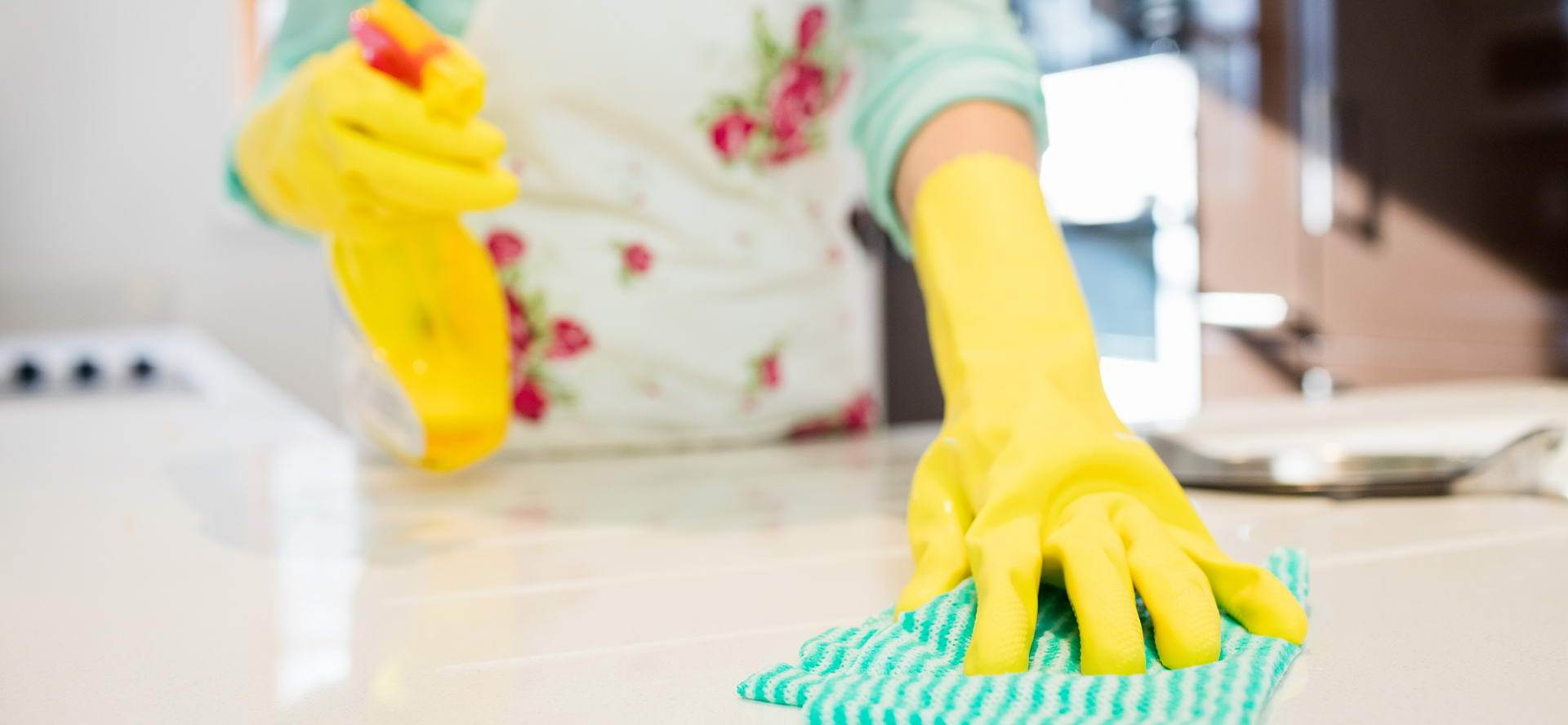 We will make your world spotless.